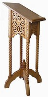Church lecterns: Borovsk carved lectern