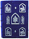Orthodox service Gospel book in jewelry cover no.27
