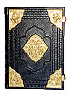Orthodox service Gospel book in jewelry cover no.33