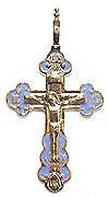 Baptismal cross no.214
