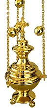 Bishop censer no.1