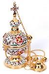 Jewelry Bishop censer no.2b