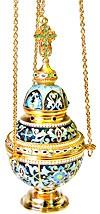 Orthodox censers: Jewelry Orthodox censer no.3