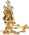 Bishop censer (five-head) - no.2