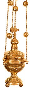 Bishop censer no.2a