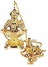 Bishop jewelry censer