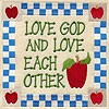 Love God and Each Other