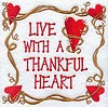 Live With a Thankful Heart