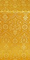 Prestol metallic brocade (yellow/gold)