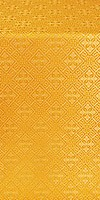 Stone Flower silk (rayon brocade) (yellow/gold)