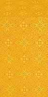 Vilno metallic brocade (yellow/gold)