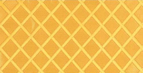 Sayany silk (rayon brocade) (yellow/gold)