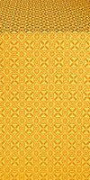 Elets silk (rayon brocade) (yellow/gold)