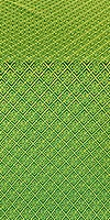 Omsk silk (rayon brocade) (green/gold)