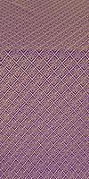 Omsk silk (rayon brocade) (violet/gold)
