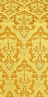 Bryansk metallic brocade (yellow/gold)