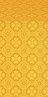 Pokrov metallic brocade (yellow/gold)