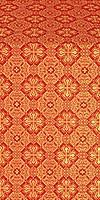 Pokrov metallic brocade (red/gold)