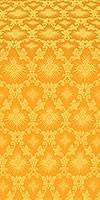 Loza metallic brocade (yellow/gold)