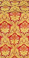 Eleon Bouquet metallic brocade (red/gold)