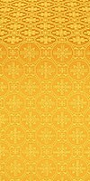 Lavra metallic brocade (yellow/gold)