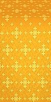 Belozersk metallic brocade (yellow/gold)