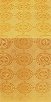 Corinth metallic brocade (yellow/gold)