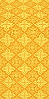 Vera metallic brocade (yellow/gold)