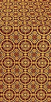 Posad metallic brocade (claret/gold)