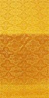 Old-Greek silk (rayon brocade) (yellow/gold)