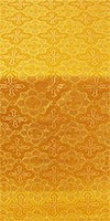 Old-Greek metallic brocade (yellow/gold)
