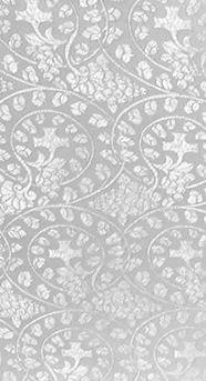 Theophania metallic brocade (white/silver)