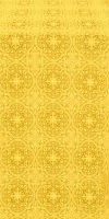 Shouya silk (rayon brocade) (yellow/gold)