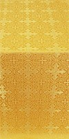 Polotsk metallic brocade (yellow/gold)