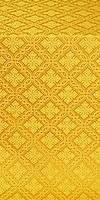 Mirgorod silk (rayon brocade) (yellow/gold)