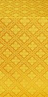 Mirgorod silk (rayon brocade) (yellow/gold)