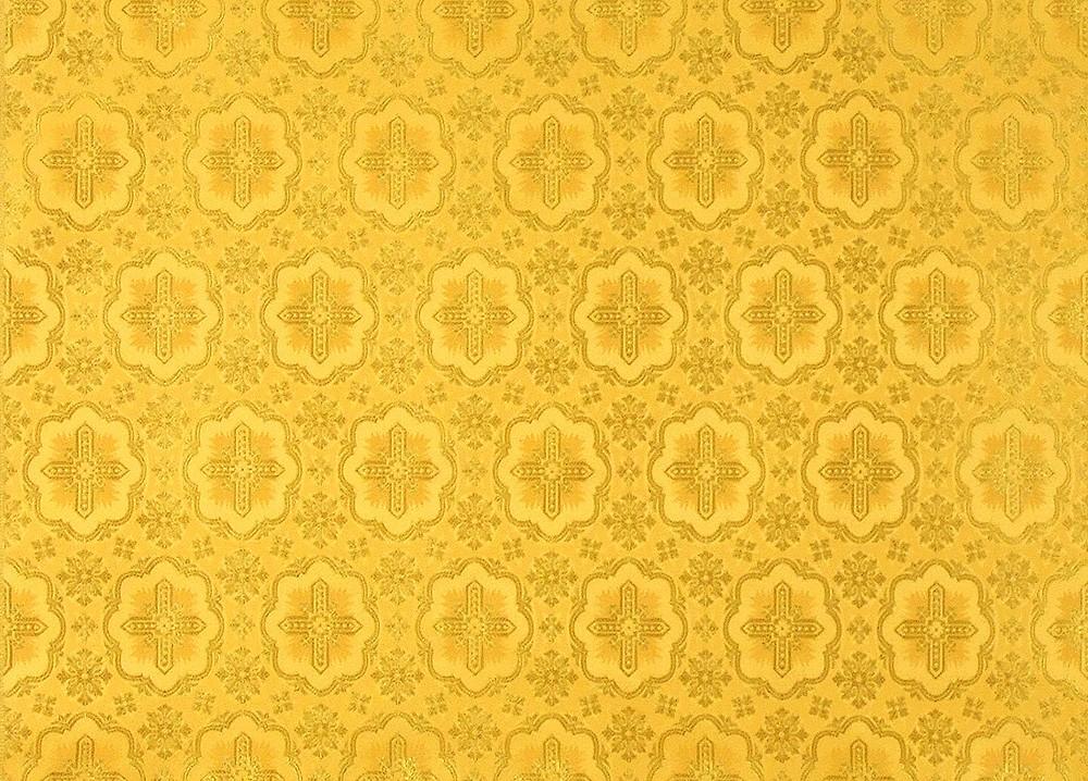 Onego metallic brocade (yellow/gold)