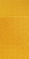 Rous' metallic brocade (yellow/gold)