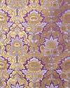 Leonil metallic brocade (violet/gold)