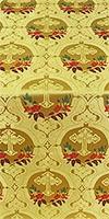 Brabant metallic brocade (yellow/gold)