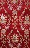 Antiokhiya metallic brocade (red/gold)