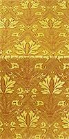 Repida metallic brocade (yellow/gold)