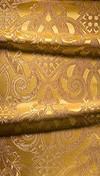 Terem metallic brocade (yellow/gold)