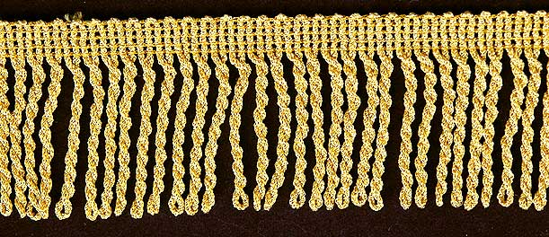 Vestment trims: Fringe - H2