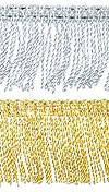 Vestment trims: Fringe - 155