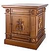 Church furniture: Monastery litia table