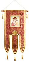 Church banners (gonfalon) -13