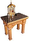 Church furniture: Panikhida table - 5
