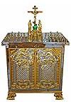 Panikhida table - 15 (for 101 candles)
