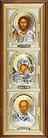 Religious icons: Home tier - 3